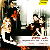 Haydn: String Quartets Op. 64, No. 4 - Op. 74, No. 3 - Op. 76, No. 5 by Minetti Quartett
