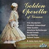 Golden Operetta Of Vienna by Various Artists