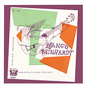 Memorial Album Volume 2 (Digitally Remastered) by Django Reinhardt