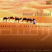 Where Africa Meets the Orient [1999] by Noor Shimal