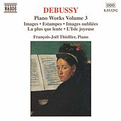 Piano Works Vol. 3 by Claude Debussy