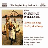 The English Song Series 3 by Ralph Vaughan Williams