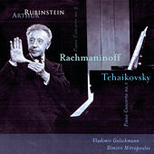 Rachmaninoff / Tchaikovsky: Piano Concertos by Various Artists