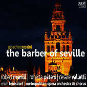 Rossini: The Barber of Seville by Robert Merrill