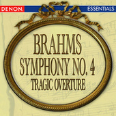 Brahms: Symphony No. 4 - Tragic Overture by Various Artists