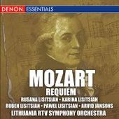 Mozart: Requiem by Lithuania RTV Symphony Orchestra
