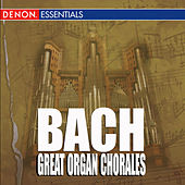 Bach: A Mighty Fortress & The Great Organ Chorales by Various Artists