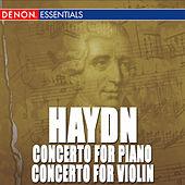 Haydn: Double Concerto for Piano & Violin No. 6 - Concerto for Violin No. 1 by Various Artists
