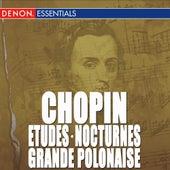 Chopin: Etudes, Op. 10 - Grande Polonaise - Nocturne by Vitalij Margulis