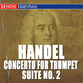 Handel: The Art of the Trumpet by Wolfgang Portugall