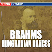 Brahms: Hungarian Dances 1- 21 by Alfred Scholz