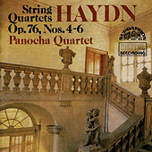 Haydn: Strings Quartets Nos. 4-6 by Panocha Quartet