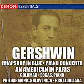 Gershwin: Rhapsody in Blue/Piano Concerto/An American in Paris by Various Artists