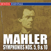 Mahler: Symphonies Nos. 5, 9 & 10 by Various Artists
