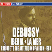 Debussy: La Mer - Iberia No. 2 - Jeux - Prelude to the Afternoon of a Faun by O.R.F. Symphony Orchestra
