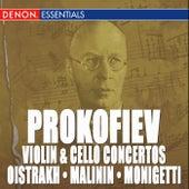 Prokofiev: Violin & Cello Concertos by Various Artists