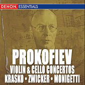 Prokofiev: Violin & Cello Concertos by Various Artists