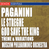 Paganini: Theme and Variations for Violin and Orchestra
