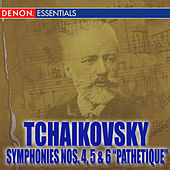 Tchaikovsky: Symphonies 4 - 6 by Various Artists