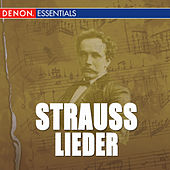 Richard Strauss: Lieder by Various Artists