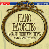 Piano Favorites by Various Artists