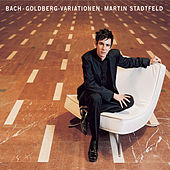 Bach: Goldbergvariationen by Martin Stadtfeld