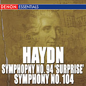 Haydn: Symphony Nos. 104 & 94 'Surprise' by Slovak Philharmonic Orchestra