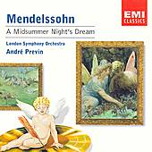 A Midsummer Night's Dream by Felix Mendelssohn