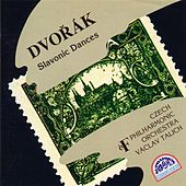 Dvorak : Slavonic Dances, Series Nos 1 & 2 by Czech Philharmonic Orchestra