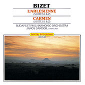 Classical Favorites - Bizet: L'Arlesienne - Carmen by Various Artists