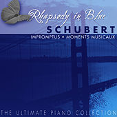 The Ulimate Piano Collection - Shubert: Impromptus, Moments Musicaux by Jeno Jando