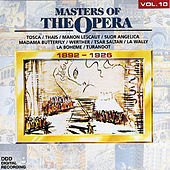 Masters Of The Opera, Vol. 10 by Various Artists
