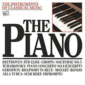 The Instrument of Classical Music - The Piano by Various Artists