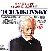 The Masters of Classical Music - Tchaikovsky by Various Artists