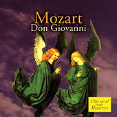 Mozart - Don Giovanni by Anton Dermota