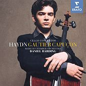 Haydn Cello Concertos by Gautier Capucon