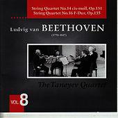 String Quartets 8 by Ludwig van Beethoven
