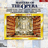 Masters Of The Opera, Vol. 1 by Various Artists