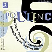 Francis Poulenc: Concertos, Aubade, Les Biches by Various Artists