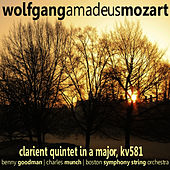 Mozart: Clarinet Quintet in A Major by Benny Goodman
