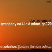 Shumann: Symphony No. 4 by London Symphony Orchestra