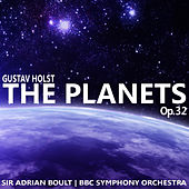 Holst: The Planets by BBC Symphony Orchestra
