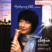 Hyekyung Lee. Chopin. Ballades. Sonata no.3 by Frederic Chopin
