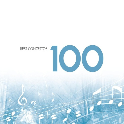 100 Best Concertos (USA Version) by Various Artists