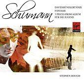 Schumann Fantasy Davidsbündlertanze by Stephen Hough