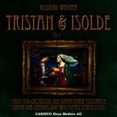 Tristan & Isolde - Vol. 1 by Wolfgang Sawallisch