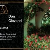 Mozart: Don Giovanni by Nicolai Ghiaurov