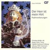 BERGER, J.: Psalm 23 / MENDELSSOHN, Felix: 2 Geistliche Lieder / HOWELLS, H.: Psalm 130 / FARRANT, R.: Psalm 97 (Psalmvertonungen) (Geismann) by Various Artists