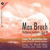 BRUCH, M.:Songs for Mixed Choir, Vol. 2 (Darmstadt Concert Choir, Seeliger) by Wolfgang Seeliger
