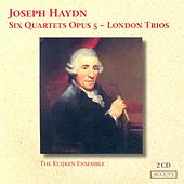HAYDN, F.J.: Flute Quartets, Op. 5 / London Trios (Kuijken Ensemble) by Kuijken Ensemble